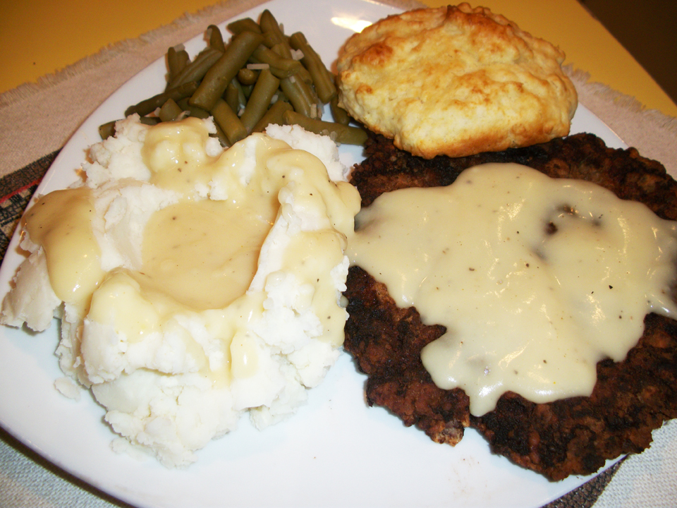 Lark's Recipe of the Week: Chicken Fried Steak