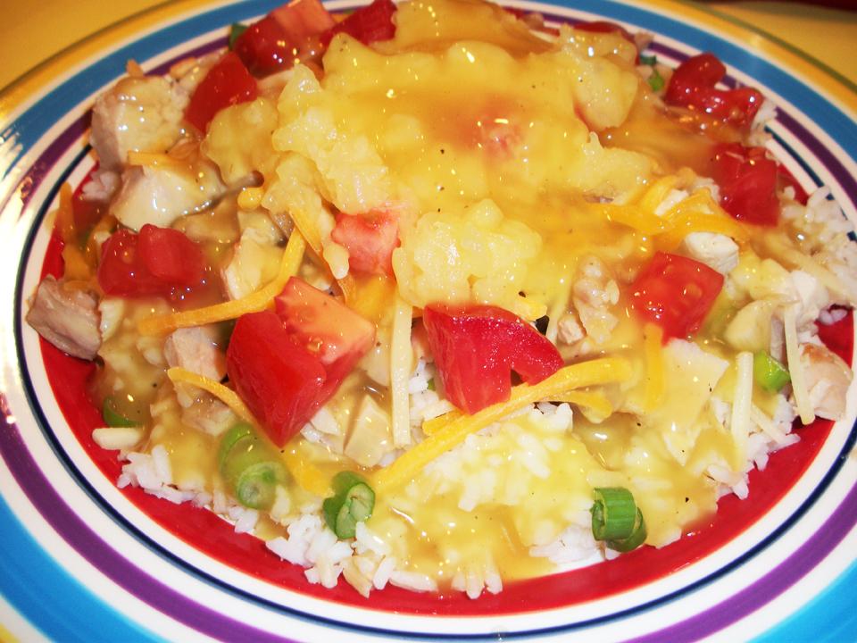 Lark's Recipe of the Week: Lark's Chicken Haystacks