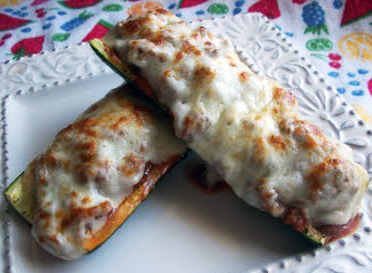 Lark's Recipe of the Week: Stuffed Zucchini