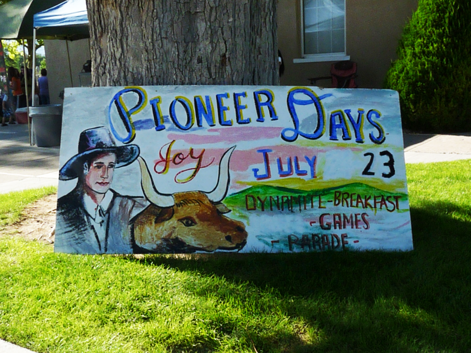 Panaca wends way to delightful Pioneer Day celebration