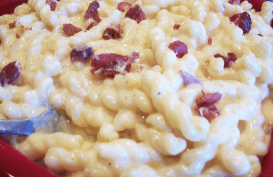 Lark's Recipe of the Week: My FAVORITE Mac and Cheese