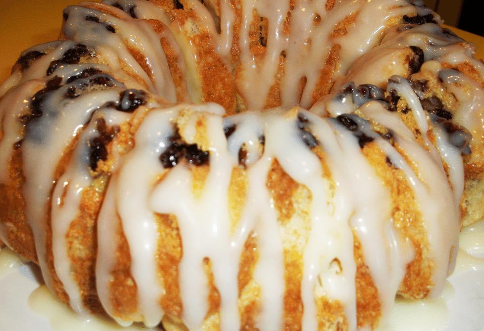 Lark's Recipe of the Week: Lemon Cranberry Bubble Bread