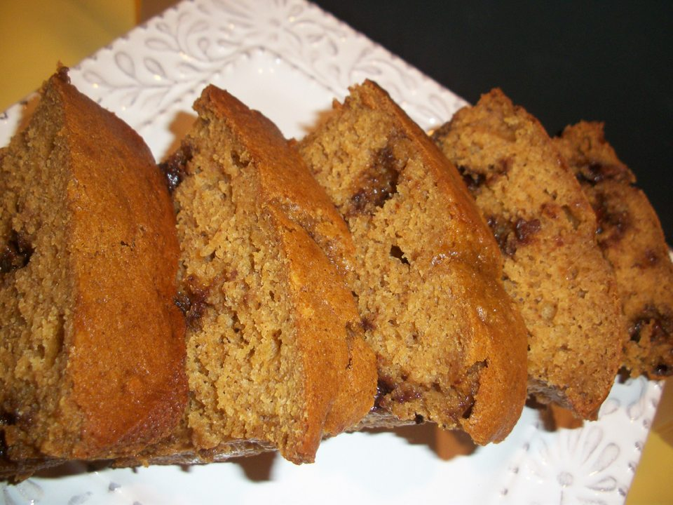 Lark's Recipe of the Week: Perfectly Moist Pumpkin Bread