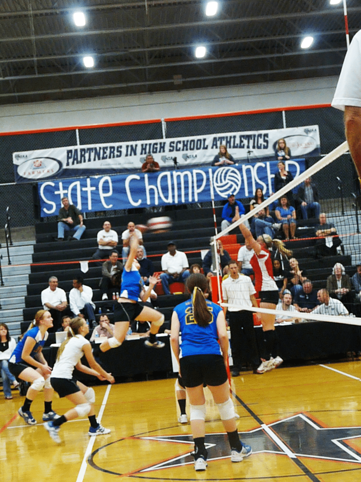 Lady Panthers break Nevada state title record