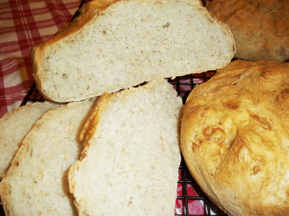 Lark's Recipe: Easy Artisan Bread
