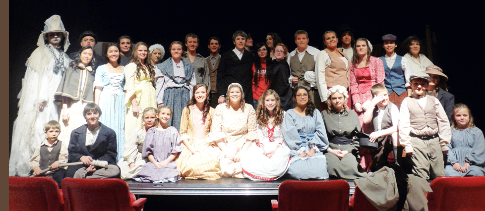 Lincoln County High School presents A Christmas Carol