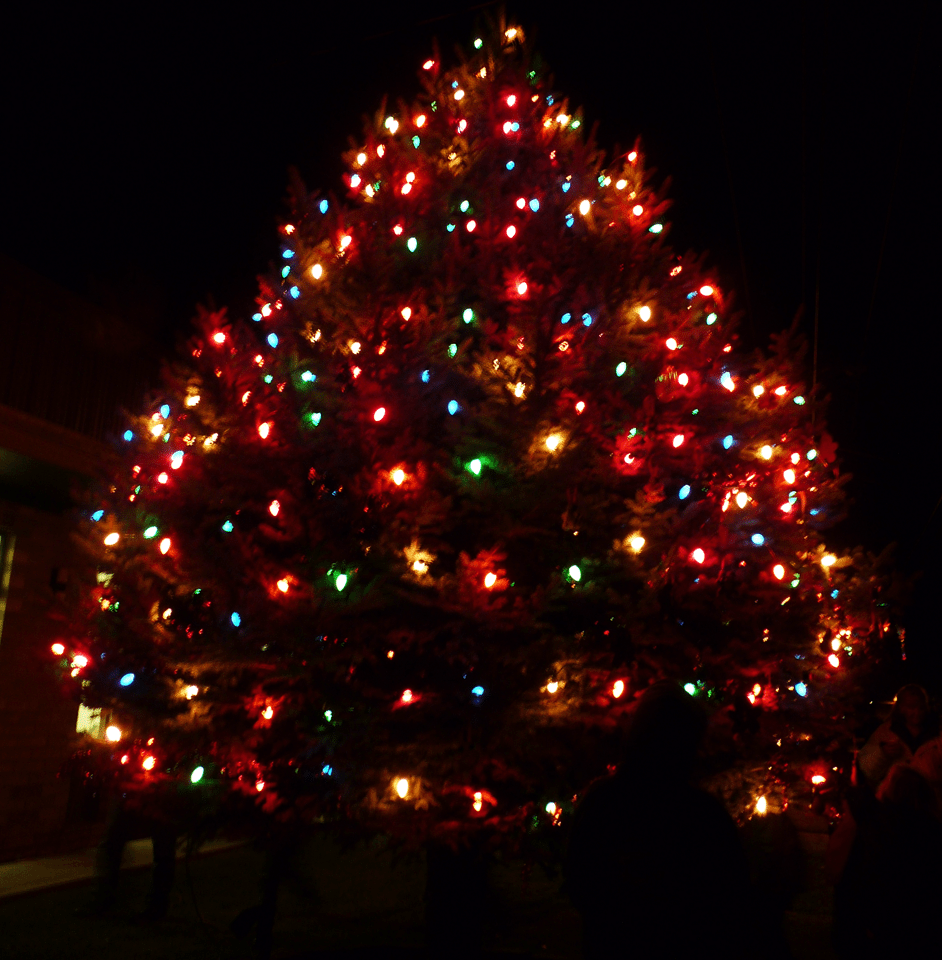 Panaca Christmas Tree Lighting