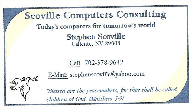 Scoville Computers Consulting