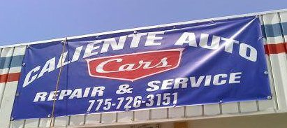 Caliente Auto Repair and Service