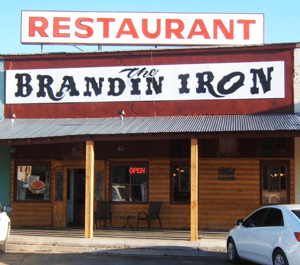 The Brandin Iron