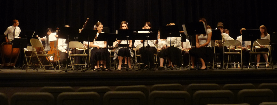 Student musicians receive high marks