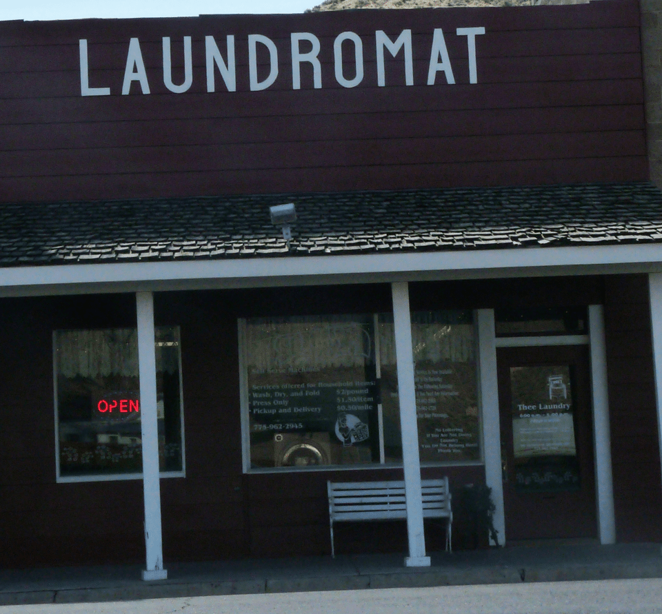 Thee Laundromat