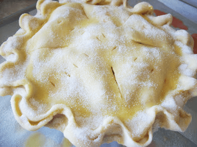 Lark's Recipe: No Fail Pie Crust