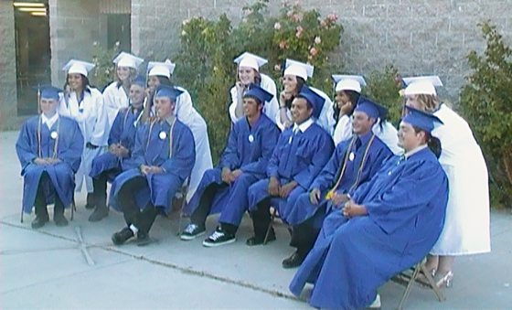Pahranagat Valley High School Graduation 2012
