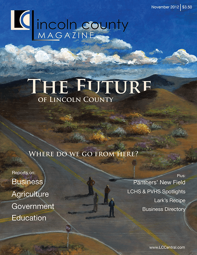 Lincoln County Magazine – Fourth Quarter 2012