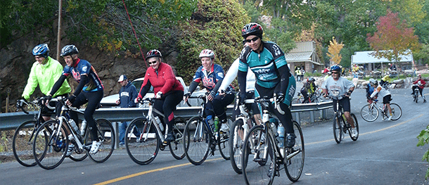 100 cyclists enjoy Lincoln County scenery and hospitality