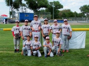 Lincoln County's 11-12 year old boys Little League All Star team took fourth place in the 8-team, double-elimination District III tournament in Winnemucca.