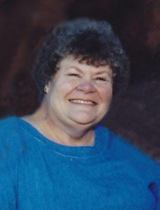 Edith Ann Barnum Hafen