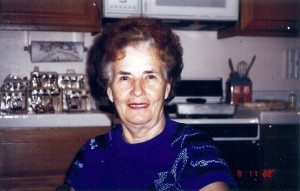 Ruth Mathews obituary