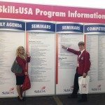 SkillsUSA is a program of students, teachers and industries that assist in providing young students necessary skills