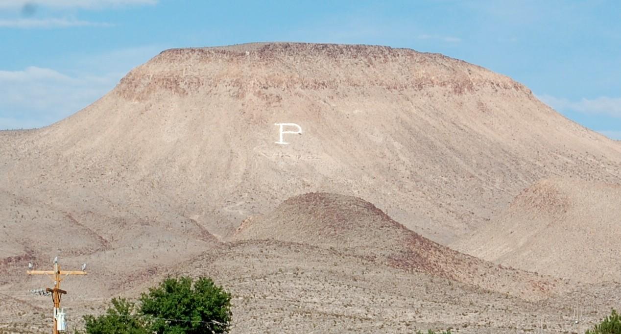 Local Landmark: 'P' on Table Mountain celebrates 75 years