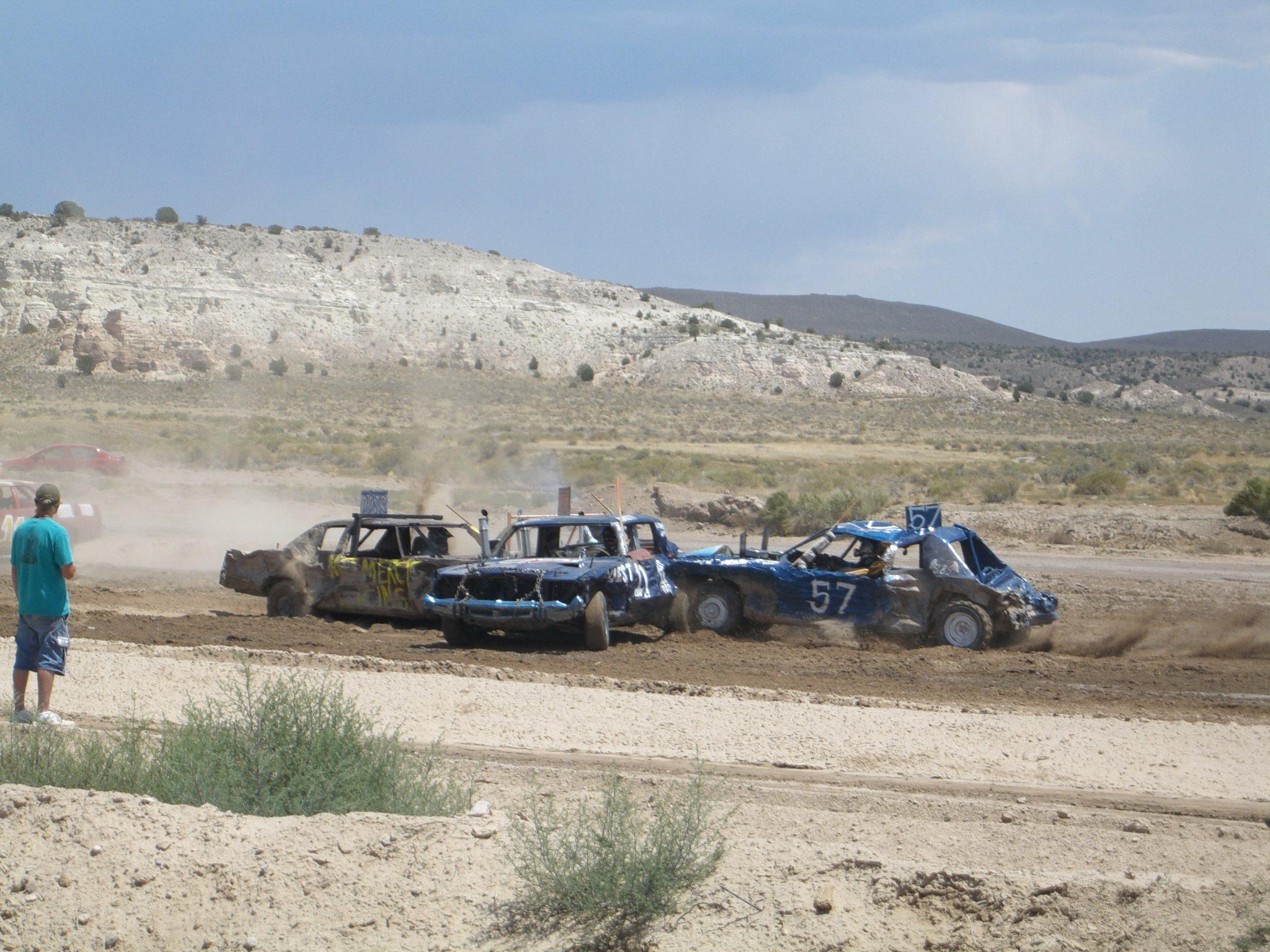 Demolition Days returns to Panaca fairgrounds