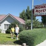 yet they had always dreamed of returning to Lincoln County. In June, they purchased the Midway Motel in Caliente.