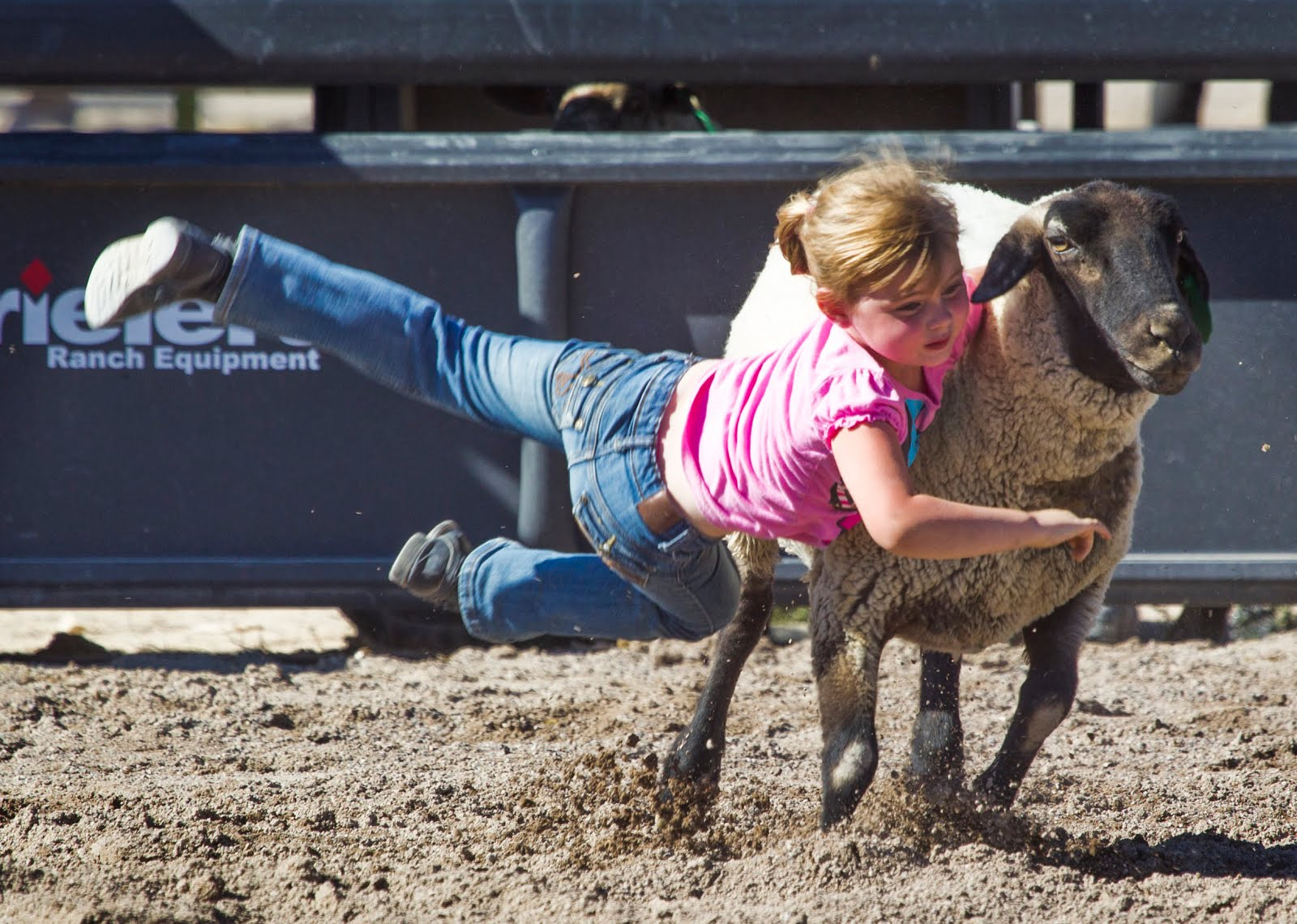 Big turnout for annual fair and rodeo