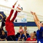 A match with in-county rival Lincoln County and a second place finish at the Pahrump Invitational Tournament highlighted the week for the Pahranagat Valley girls volleyball team.