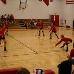 The Lincoln County Lady Lynx Volleyball Team opened their 2013-14 Division III Southern League play with a home game against the Agassi Prep Lady Stars
