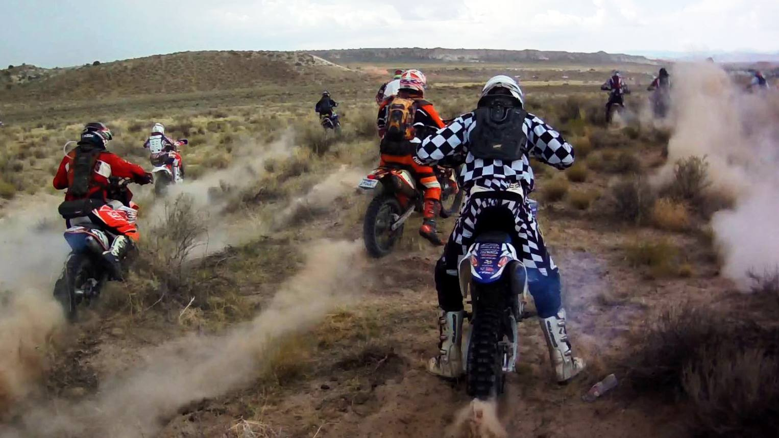 Local riders shine in national racing event