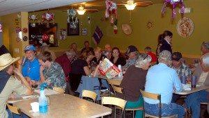 Pahranagat Valley FFA held their annual fundraiser event Oct. 12 at Carlos' Restaurant in Alamo.