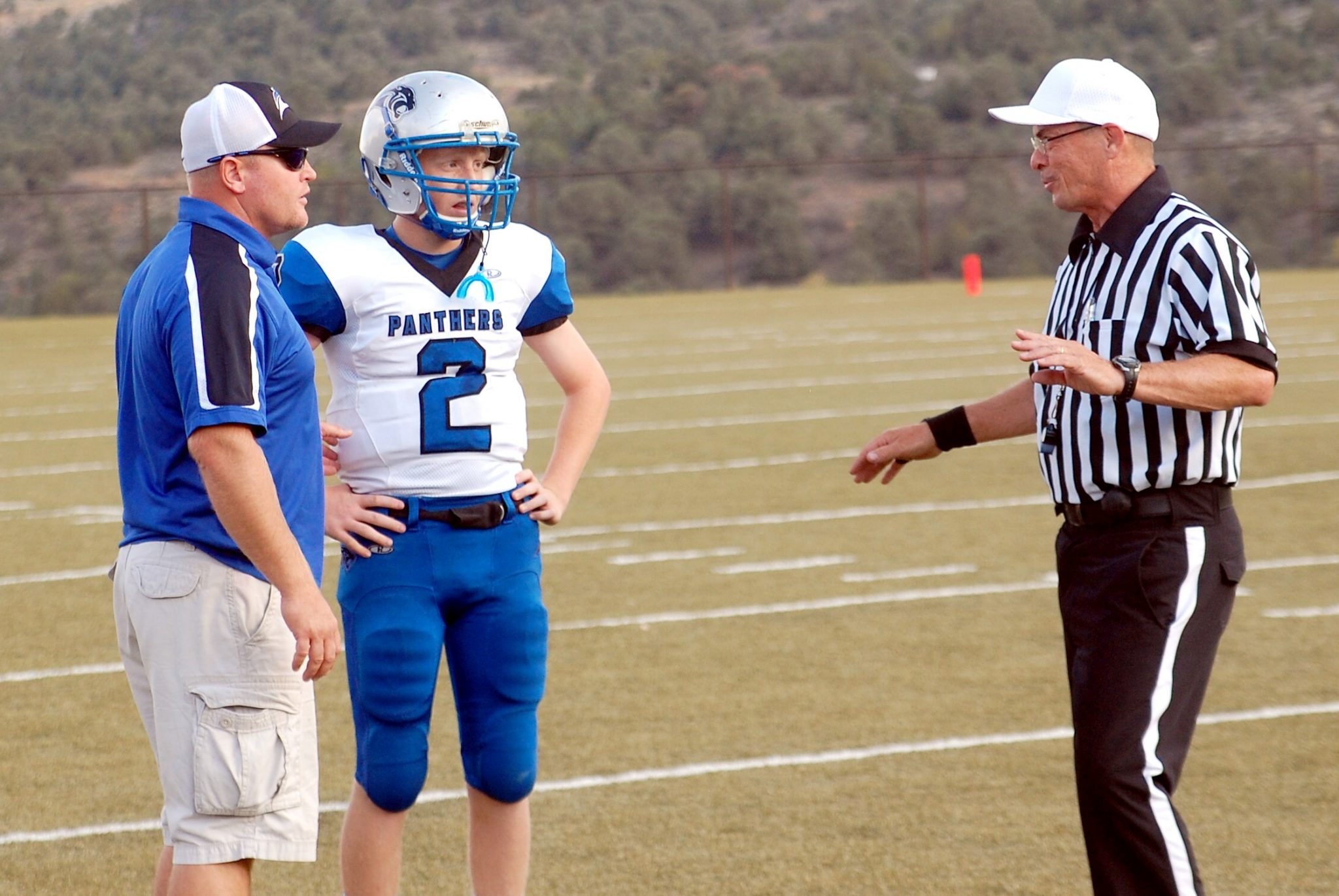 PVHS football wins big in Beatty