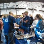 Around 200 visitors attended the annual Panaca Volunteer Fire Department?s chili cook off this past Saturday, Oct. 19. The volunteers raised more than $3,000