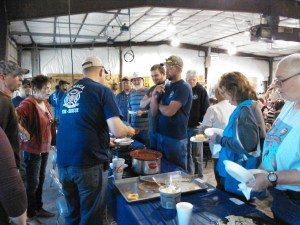 Around 200 visitors attended the annual Panaca Volunteer Fire Department's chili cook off this past Saturday, Oct. 19. The volunteers raised more than $3,000