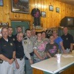 Holiday season is time for the annual and highly successful Lincoln County Tip-A-Cop program, sponsored by the Lincoln County Law Enforcement Agency.