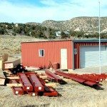Contract for building a new fire station at Eagle Valley was awarded to Pearson Brothers Construction. Their low bid was approved by the Board of County