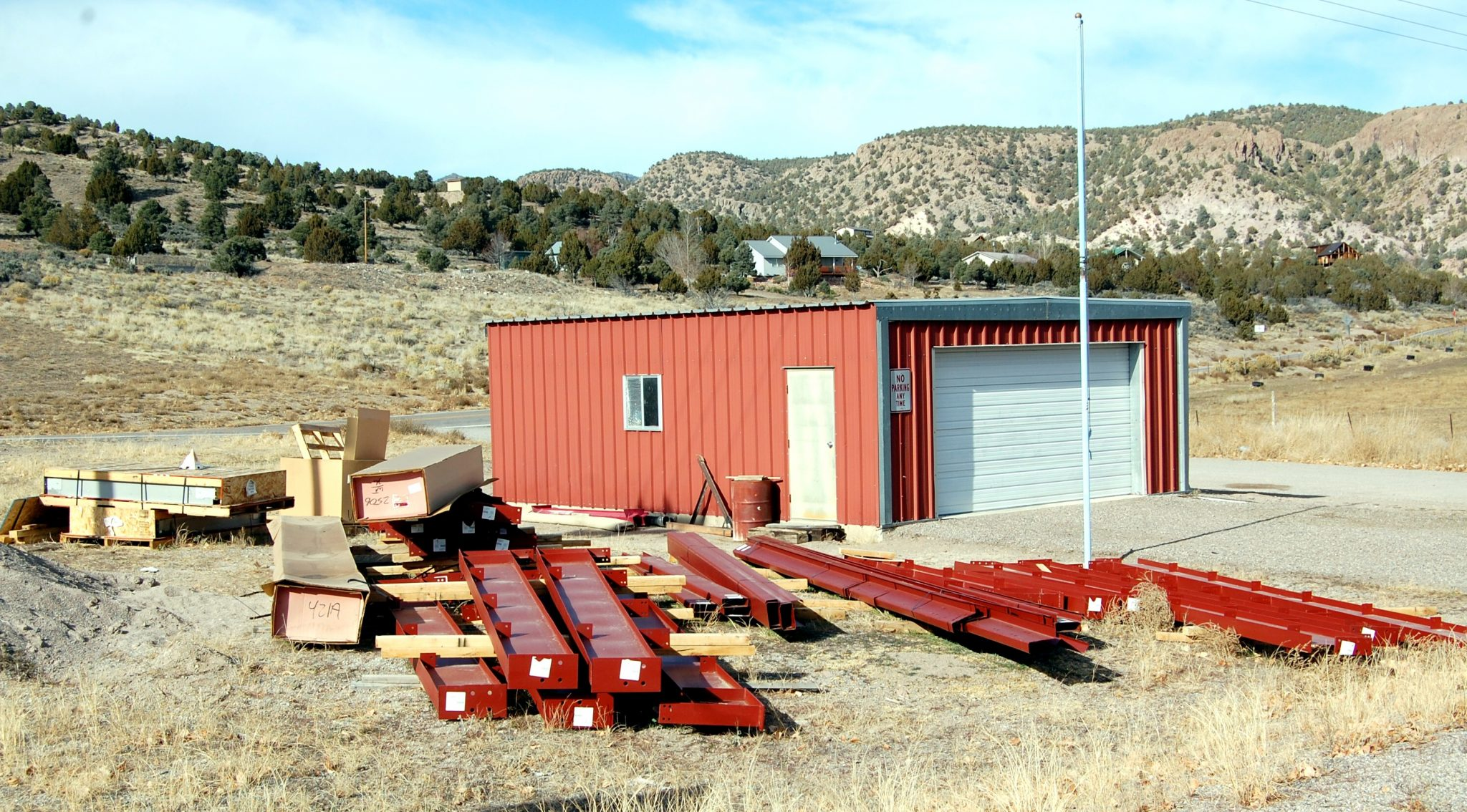 New Eagle Valley fire station ready to begin construction