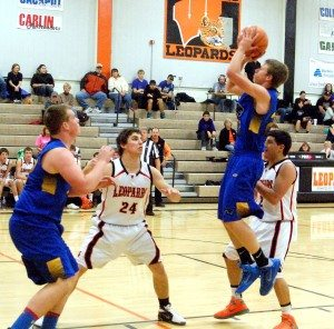 Struggling through a difficult basketball season after a championship football season, Pahranagat Valley High boys basketball coaches have said the boys are going to get better.