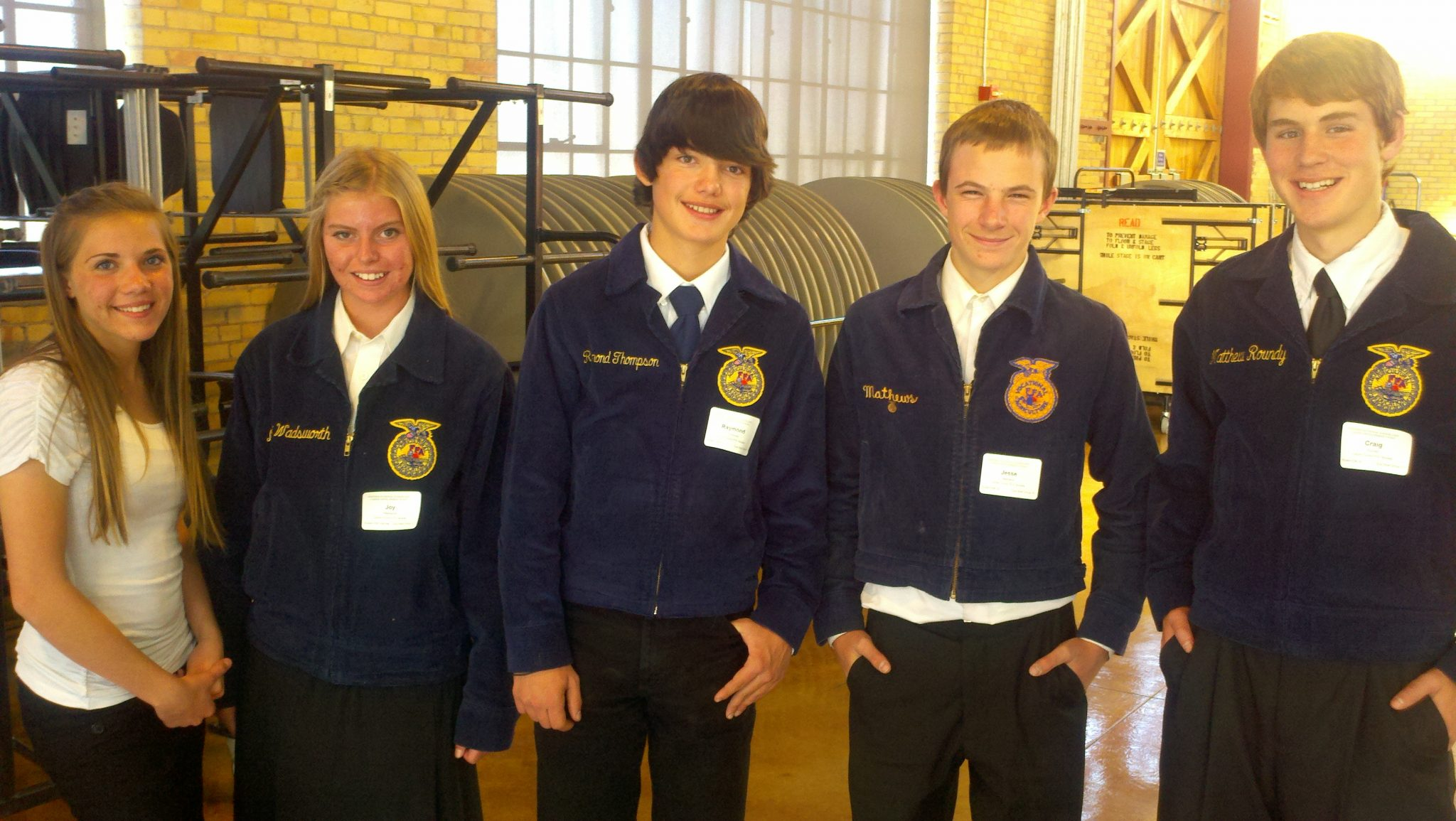 FFA students prepare for competition