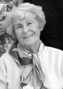 Esther Catherine Fogliani passed away peacefully on Jan. 25. She was born April 18, 1923 at the Delmue Ranch in Lincoln County, Nev. to Louis and Theodora Fogliani. The Fogliani family lived