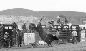 Students of the Lincoln County High School Rodeo Club played host to junior high and high school rodeo club participants across