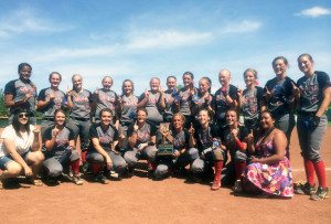 The Lincoln County girls won their first state softball championship since 1999 with a thrilling double-header win over White Pine in Reno last