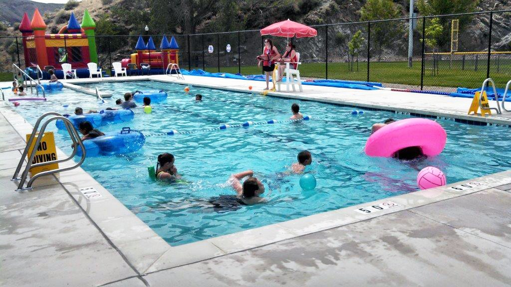 Local pools up and running for summer