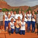 Pahranagat Valley?s Middle School girls softball team did it the hardest way possible at the Heat Stroker 14-and-under softball tournament in Kanab, Utah June 13-14.