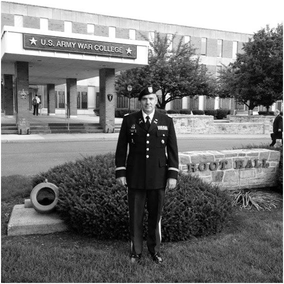 LCHS alum to graduate from U.S. Army War College