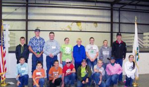 Douglas County hosted the 2014 Nevada 4-H Shooting Sports State Competition where Lincoln County youth received countless blue ribbons and medals.