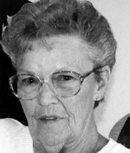 Nadine Carlson, 80, went home to the loving arms of the Lord, Sunday Sept. 14, after an extended illness.
