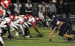 Little was reported of the Lynx - White Pine game last week, other than the score: a 50-0 shutout by Lincoln.
