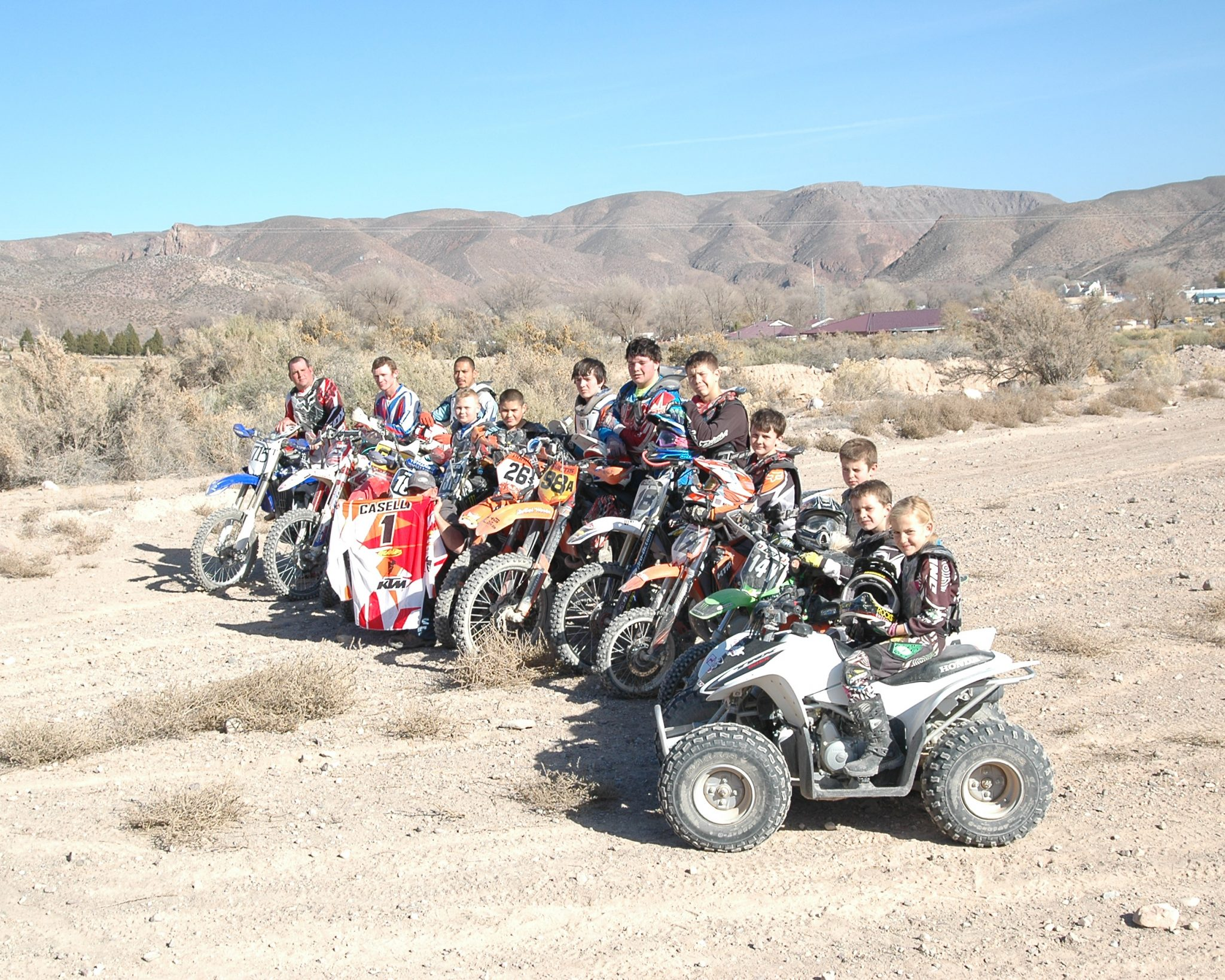 Off-Roading in Lincoln County: Loads of Trails and Racing Events Make Lincoln County an Off-Roader's Dream